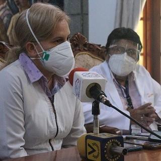 Diario Frontera, Frontera Digital,  IAHULA, INDIRA BRICEÑO, Salud, ,Iahula requiere reajuste de dotación de medicamentos