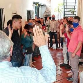 Diario Frontera, Frontera Digital,  FUNDACIÓN SOCIAL TOVAR SIN FRONTERA., Mocoties, ,JURAMENTADA DIRECTIVA de la  FUNDACIÓN SOCIAL TOVAR SIN FRONTERA.