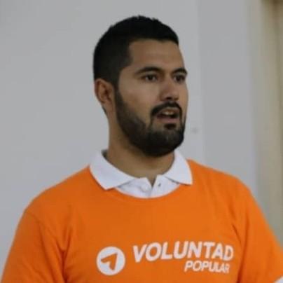 Diario Frontera, Frontera Digital,  JOAN GÓMEZ, VOULNTAD POPULAR, Politica, ,Joan Gómez- VP Mérida: «La presión Internacional da seguridad  y garantías a quienes seguimos luchando dentro de Venezuela»