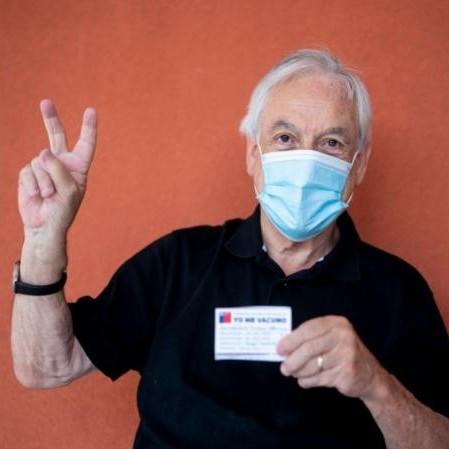 Diario Frontera, Frontera Digital,  CHILE, SEBASTIÁN PIÑERA, Internacionales, ,Las vacunas contra el coronavirus están salvando  la presidencia de Sebastián Piñera en Chile