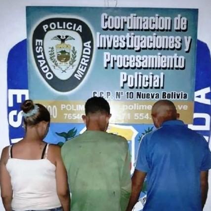 Diario Frontera, Frontera Digital,  VIOLENCIA DE GÉNERO, Sucesos, ,DOS HOMBRES Y UNA MUJER FUERON DETENIDOS  POR VIOLENCIA DE GENERO EN NUEVA BOLIVIA