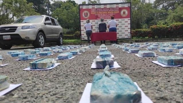 http://www.fronteradigital.com.ve/GNB detiene tres mujeres con casi 120 kilos de cocaína ocultos en una camioneta