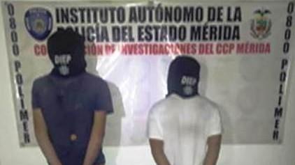 """http://www.fronteradigital.com.ve/APREHENDEN A """"PINOCHO Y EL GATO"""" Y SE RECUPERARON  SIETE  BOVINOS HURTADOS EN CHIGUARA"""