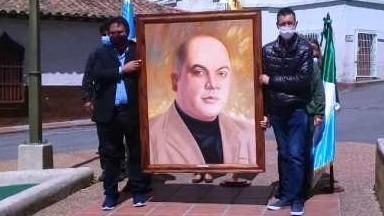 http://www.fronteradigital.com.ve/Páramo merideño rindió homenaje al líder revolucionario Alexander Quintero