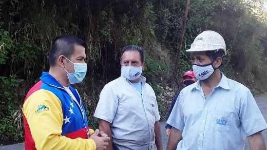 http://www.fronteradigital.com.ve/Continúa proceso de recuperación  de 200 líneas CANTV en San Rafael de Tabay
