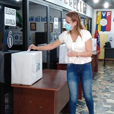 Diario Frontera, Frontera Digital,  ASOFÚTBOL MÉRIDA, Deportes, ,El fútbol merideño terminó elección de sus representantes a los comicios