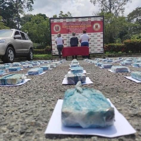 Diario Frontera, Frontera Digital,  gnb, Sucesos, ,GNB detiene tres mujeres con casi 120 kilos de cocaína ocultos en una camioneta