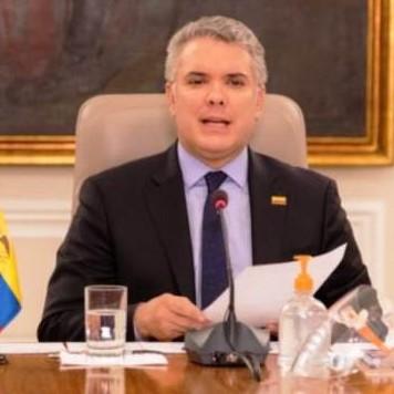 Diario Frontera, Frontera Digital,  IVÁN DUQUE, PRESIDENTE DE COLOMBIA, Internacionales, ,Colombianos en desacuerdo  con permiso temporal de 10 años a venezolanos