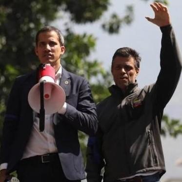 Diario Frontera, Frontera Digital,  LÍDERES POLÍTICOS, Politica, ,El plan de Leopoldo López y Juan Guaidó en Venezuela  sigue siendo la anomia política