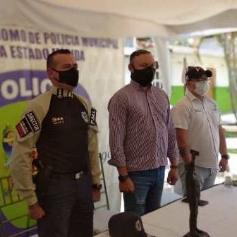 Diario Frontera, Frontera Digital,  POLICÍA MUNICIPAL DEL LIBERTADOR, 15 AÑOS, Regionales, ,Policía Municipal Libertador cumplió 25 años brindando seguridad eficiente