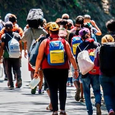 Diario Frontera, Frontera Digital,  MIGRANTES, Internacionales, ,PMA: 12% de los migrantes venezolanos  están en situación de hambre severa