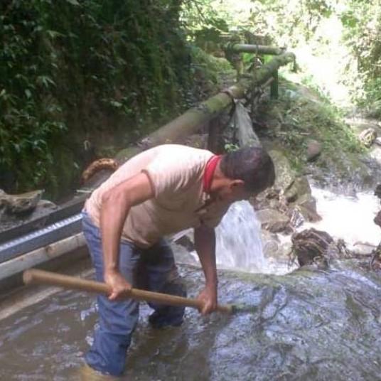 Diario Frontera, Frontera Digital,  ACUEDUCTO DE CUCUCHICA, Mocoties, ,Lluvias continúan haciendo estragos en el acueducto de Cucuchica