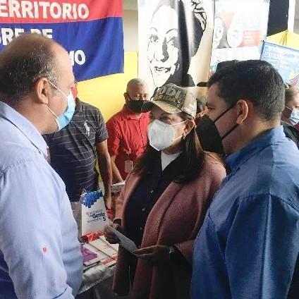 Diario Frontera, Frontera Digital,  SAIME ALBERTO ADRIANI, Panamericana, ,Alcalde Mezin Abou Assi entregó solicitud para la culminación del SAIME El Vigía