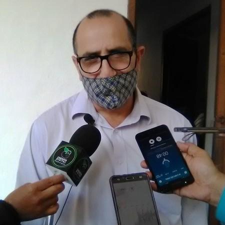 """Diario Frontera, Frontera Digital,  Loranso Asskoul, Salud, ,""""Aunque se inicie la vacunación contra la COVID-19  las medidas de protección no pueden flexibilizarse"""""""
