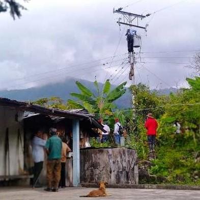 Diario Frontera, Frontera Digital,  CHIGUARÁ, MUNICIPIO SUCRE, MÉRIDA, Regionales, ,Familias de  Chiguara cuentan  con un nuevo  transformador de 25 KVA