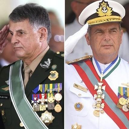 Diario Frontera, Frontera Digital,  RENUNCIÓ ALTO MANDO MILITAR BRASILEÑO, Nacionales, ,Crisis militar en Brasil: por primera vez en la historia  renunció toda la cúpula de las Fuerzas Armadas