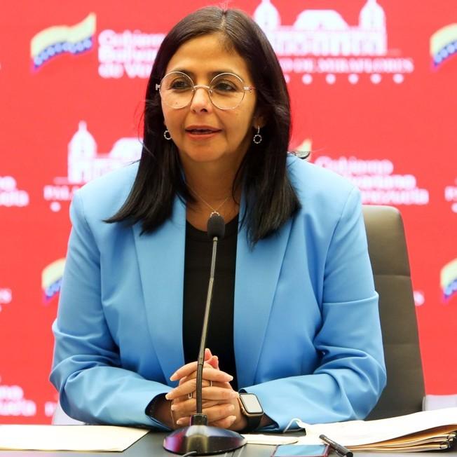 Diario Frontera, Frontera Digital,  DELCY RODRÍGUEZ, Nacionales, ,Venezuela empleará una nueva vacuna rusa  contra el coronavirus, según Delcy Rodríguez