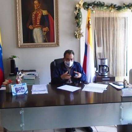 """Diario Frontera, Frontera Digital,  Luis Leonardo Márquez Chacón, Mocoties, ,""""Desde el año 2020, esta alcaldía  no recibe la asignación que le corresponde por el FCI"""""""