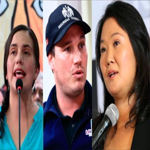 Diario Frontera, Frontera Digital,  ELECCIONES EN PERÚ, Internacionales, ,Cinco candidatos a la presidencia de Perú en empate técnico