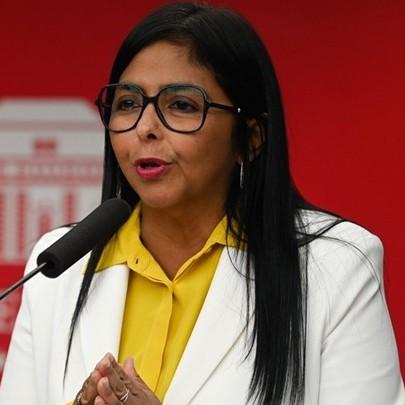Diario Frontera, Frontera Digital,  DELCY RODRÍGUEZ, Nacionales, ,Vicepresidenta reitera que están gestionando vacunación masiva