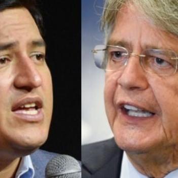Diario Frontera, Frontera Digital,  ELECCIONES EN ECUADOR, Internacionales, ,Elecciones en Ecuador: Arauz vs. Lasso, reñida contienda por la Presidencia