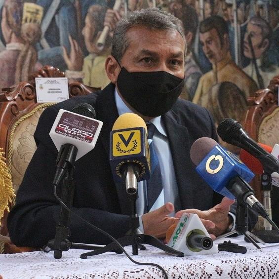 Diario Frontera, Frontera Digital,  RAMÓN GUEVARA, Regionales, ,Ramón Guevara exigió vacuna contra COVID-19 para todos los merideños