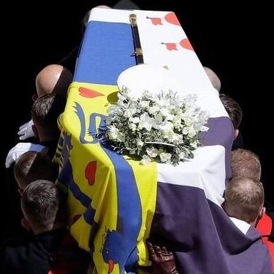Diario Frontera, Frontera Digital,  FUNERAL, Internacionales, ,El funeral de Felipe de Edimburgo:  Una ceremonia solemne, pero restringida por la pandemia