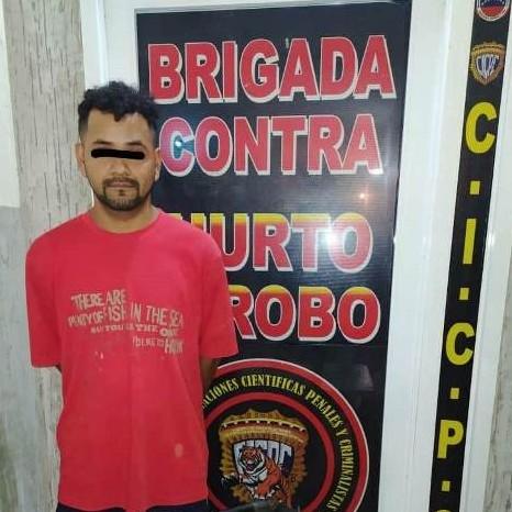 Diario Frontera, Frontera Digital,  CICPC EL VIGÍA, Sucesos, ,CICPC EL VIGÍA CAPTURÓ  A COLOMBIANO ARMADO