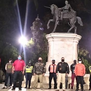 """Diario Frontera, Frontera Digital,  MÉRIDA, 19 DE ABRIL, CORPOMÉRIDA, Regionales, ,Mérida se suma al inicio del recorrido de la """"Antorcha Libertaria y Bolivariana""""*"""