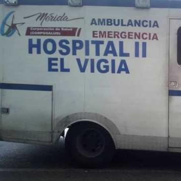 Diario Frontera, Frontera Digital,  AMBULANCIAS, Panamericana, ,Preocupación en el hospital II de El Vigía  ante la falta de combustible para las ambulancias