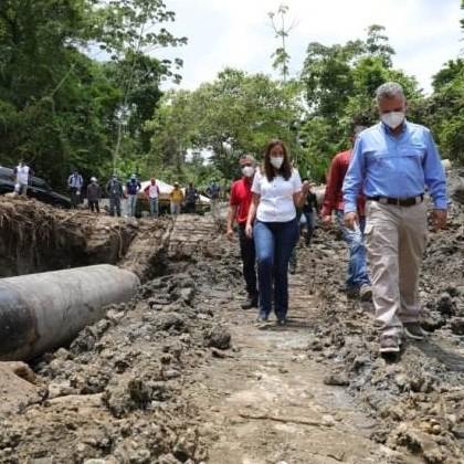 Diario Frontera, Frontera Digital,  MIN AGUA, Nacionales, ,Gobierno optimiza servicio de agua potable a 80% de la población en Guanare
