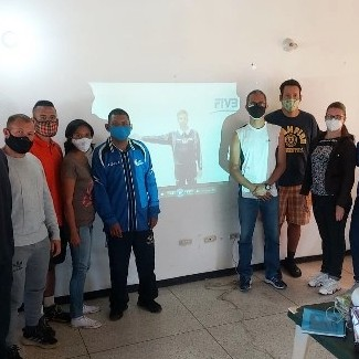 Diario Frontera, Frontera Digital,  ASOVOL MÉRIDA, Deportes, ,Culminó curso de actualización de voleibol en Mérida