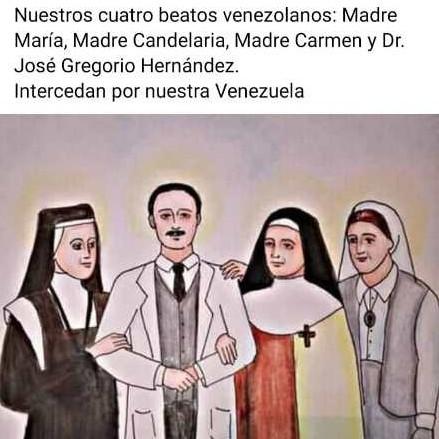 """Diario Frontera, Frontera Digital,  Padre Edduar Molina Escalona, Opinión, ,""""Cuatro beatos venezolanos"""" por Padre Edduar Molina Escalona"""
