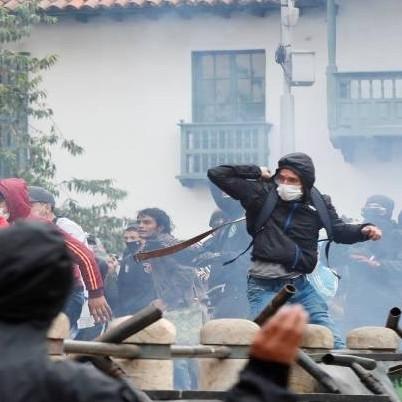 Diario Frontera, Frontera Digital,  CALI, Internacionales, ,Protestas en Cali dejan un fallecido