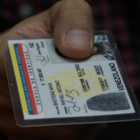Diario Frontera, Frontera Digital,  SAIME, . CEDULACIÓN, Nacionales, ,Saime implementará nueva modalidad para cedulación