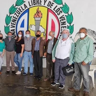 Diario Frontera, Frontera Digital,  AD, MUNICIPIO LIBERTADOR, MÉRIDA, Politica, ,AD presentó tres precandidatos a la alcaldía Libertador en Mérida