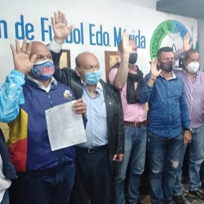 Diario Frontera, Frontera Digital,  RELECTO Jesús Chucho Lobo, Deportes, ,Reelecto Jesús Chucho Lobo como presidente de Asofútbol Mérida