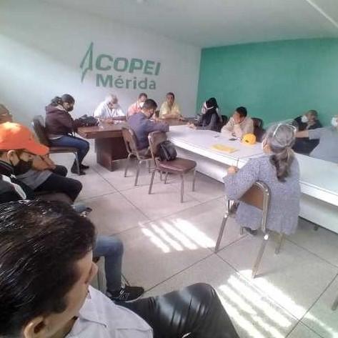 """Diario Frontera, Frontera Digital,  COPEI MÉRIDA, Politica, ,Copei - Mérida:*""""Nuestra prioridad  es la Libertad y la Democracia de Venezuela"""""""