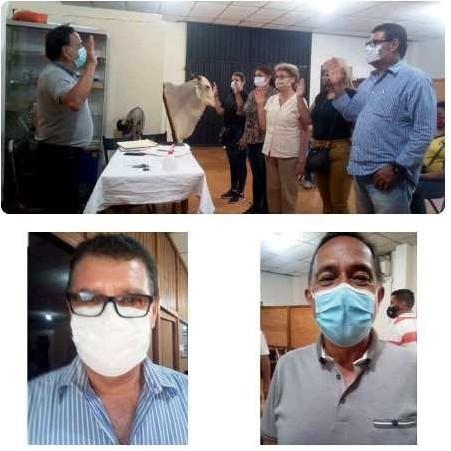 Diario Frontera, Frontera Digital,  DIRECTIVA FUNDAHOVIG, Panamericana, ,EN ASAMBLEA FUE DESIGNADO COMO PRESIDENTE  DE FUNDAHOVIG A ARGENIS HERNÁNDEZ