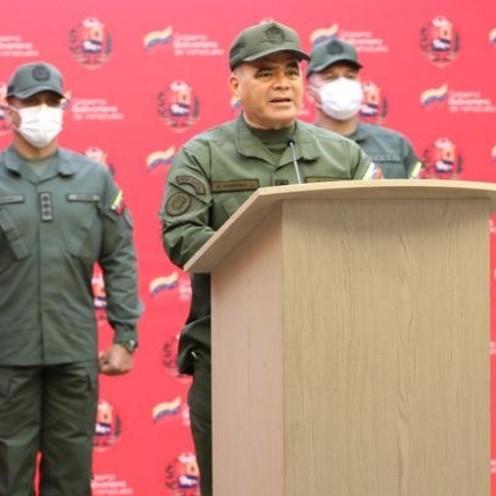 Diario Frontera, Frontera Digital,  VLADIMIR PADRINO LÓPEZ, Nacionales, ,Venezuela exige liberación de militares secuestrados  por irregulares colombianos en Apure