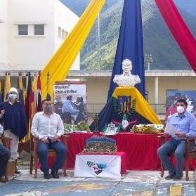 Diario Frontera, Frontera Digital,  PASO DE BOLÍVAR POR MÉRIDA, BOLÍVAR VUELVE, Regionales, ,Gobierno Bolivariano en Mérida revive Paso de Bolívar por Los Andes