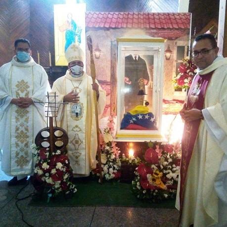 Diario Frontera, Frontera Digital,  Monseñor Juan de Dios Peña, Panamericana, ,Monseñor Juan de Dios Peña  realizó catequesis sobre el significado de las reliquias