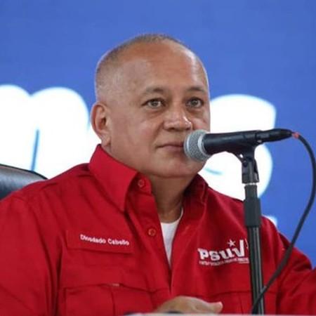 Diario Frontera, Frontera Digital,  DIOSDADO CABELLO, Nacionales, ,Diosdado Cabello estará al frente  de la Comisión Electoral Interna del PSUV