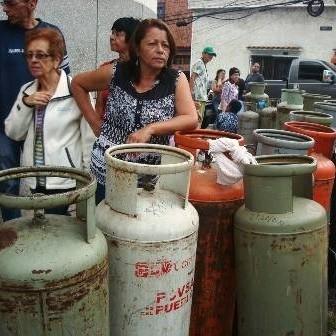 Diario Frontera, Frontera Digital,  PROTETSAS, FALTA DE GAS, Páramo, ,Protesta en San Rafael del Páramo y Llano del Hato por falta de gas