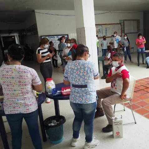 Diario Frontera, Frontera Digital,  INICIÓ VACUNACIÒN EN EL VIGÍA, Salud, ,Inició jornada de vacunación anticovid-19  para personal del Hospital II Adán Muñoz Calleja
