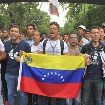 Diario Frontera, Frontera Digital,  MARCHA DE ESTUDIANTES, Nacionales, ,Guaidó reitera su apoyo a la marcha estudiantil  #RutaXVzla que durará 19 días