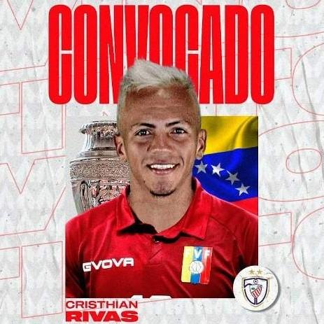Diario Frontera, Frontera Digital,  Cristhian Rivas, Deportes, ,Cristhian Rivas jugará la Copa América Brasil 2021