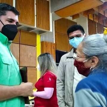 Diario Frontera, Frontera Digital,  CORPOMÉRIDA, Regionales, ,Jehyson Guzmán entregó medicamentos  a pacientes que padecen  enfermedades degenerativas