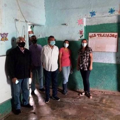 Diario Frontera, Frontera Digital,  GOBIERNO DE MÉRIDA, Regionales, ,Representantes del Ejecutivo regional de Mérida  inspeccionaron escuelas rurales