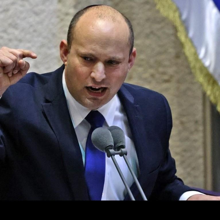 Diario Frontera, Frontera Digital,  Naftali Bennett, Internacionales, ,Naftali Bennett destronó a Benjamin Netanyahu  como primer ministro israelí